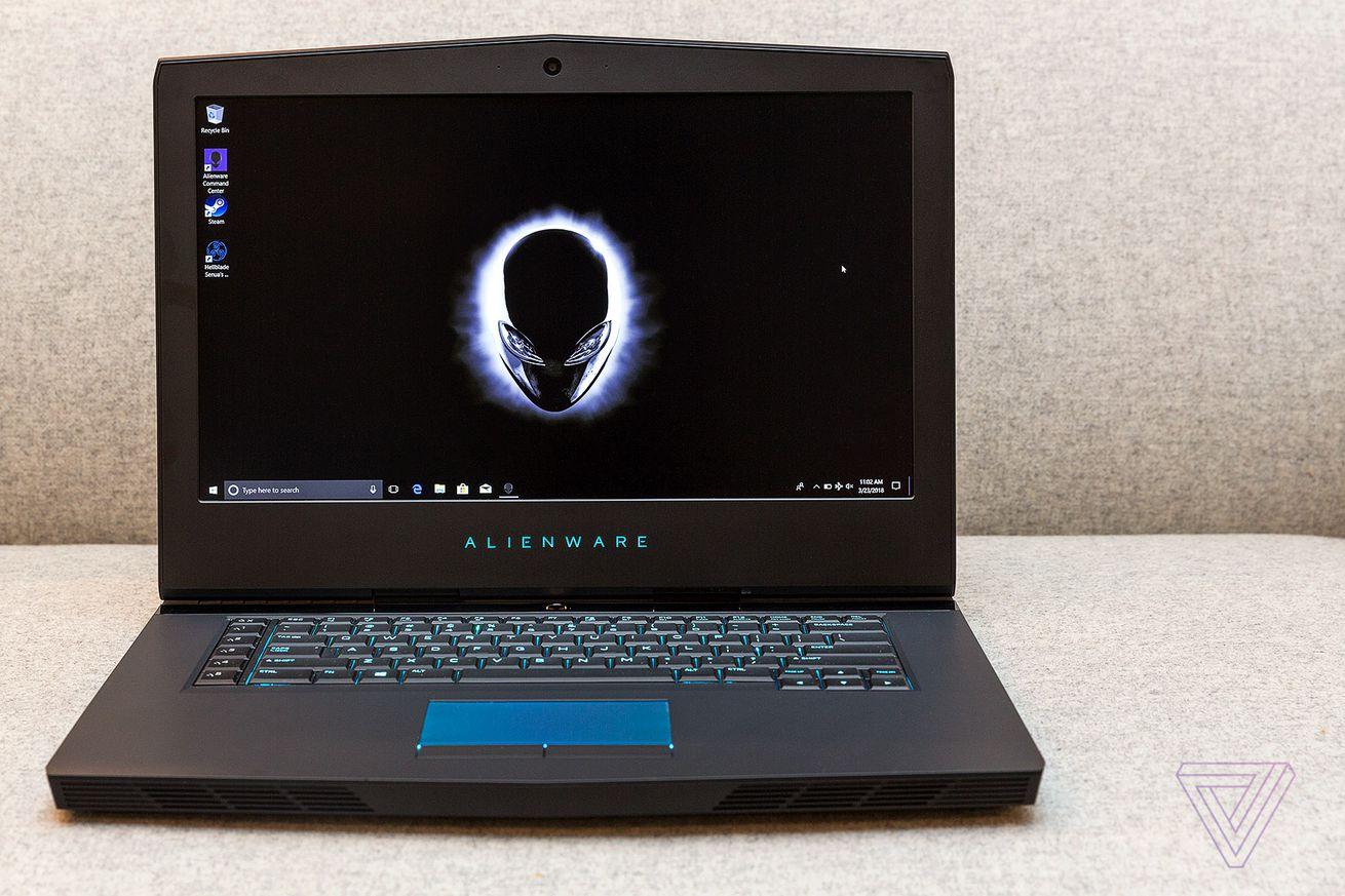 the alienware 15 drops to 1 399 for today s doorbuster sale