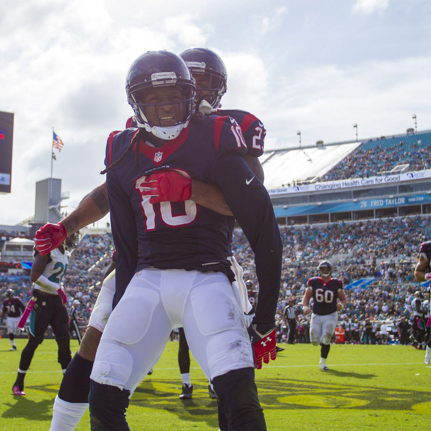 57910f04a8e The Film Room: DeAndre Hopkins' 2015 Season In Review - Battle Red Blog