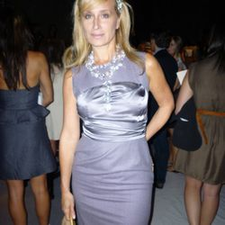 Real Housewife of NYC Sonja Tremont Morgan in all Luca Luca