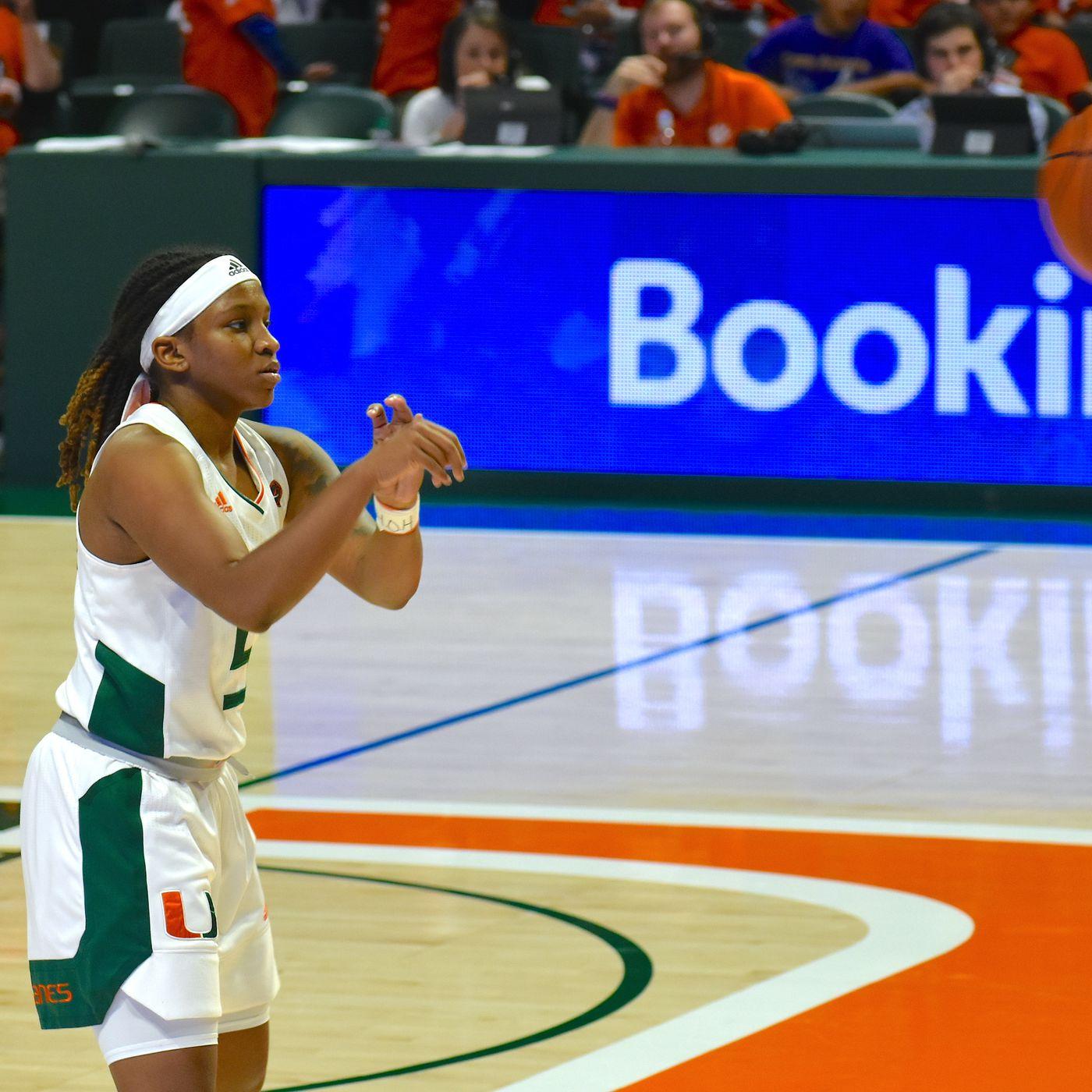 Non Rev Roundup Hurricanes Women Basketball Travels To Syracuse