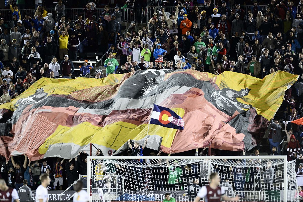 Rapids Nation unhinged!