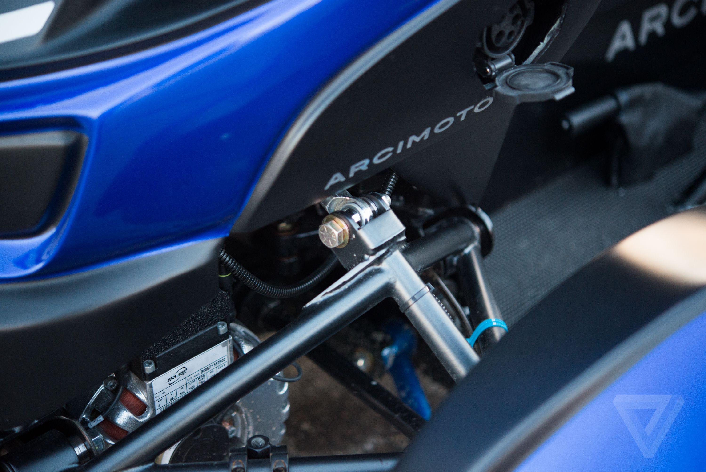 arcimoto srk electric bike