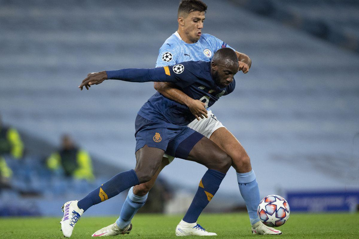 Manchester City v FC Porto: Group C - UEFA Champions League