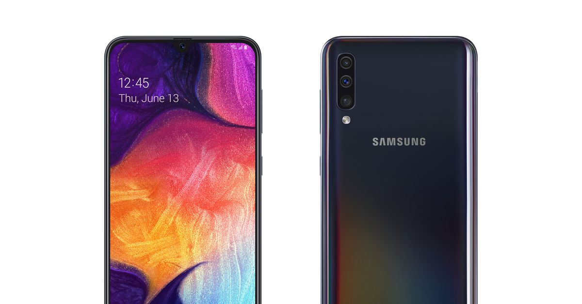 Samsung's updated A-series phones are coming to the US, starting at $179.99