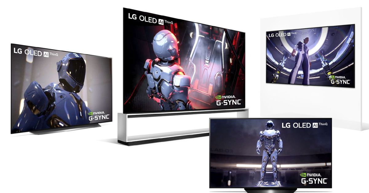 LG's 48-inch OLED TV goes on sale in June for $1,500 thumbnail