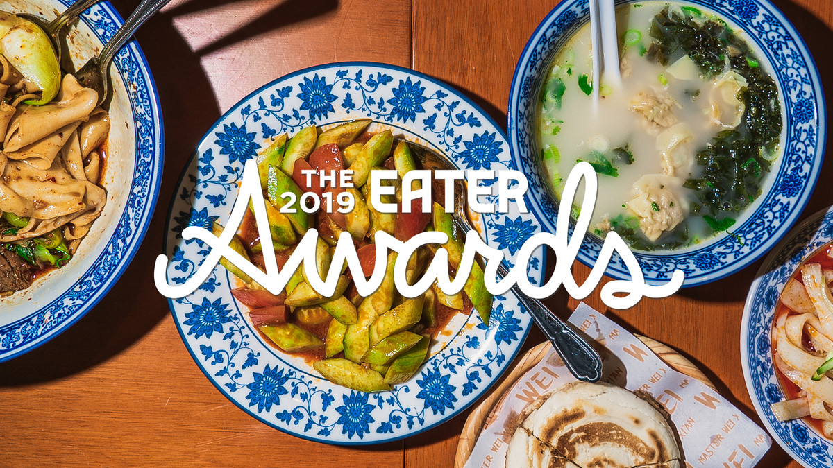 Wei Guirong's Master Wei in Bloomsbury is Eater London's Restaurant of the Year, 2019