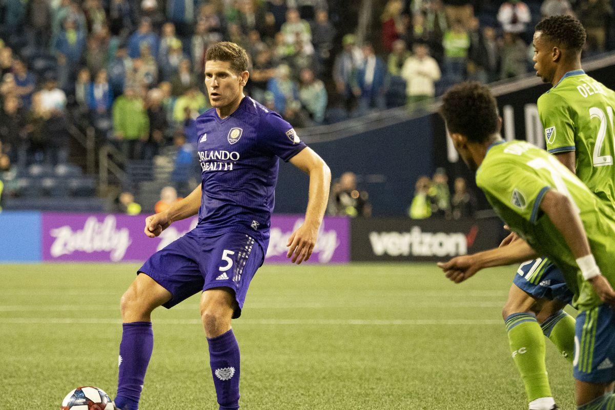 SOCCER: MAY 15 MLS - Orlando City SC at Seattle Sounders FC