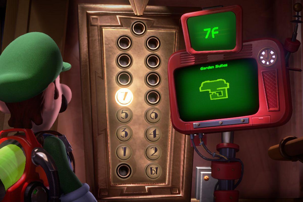Luigi's Mansion 3 7F gem locations guide