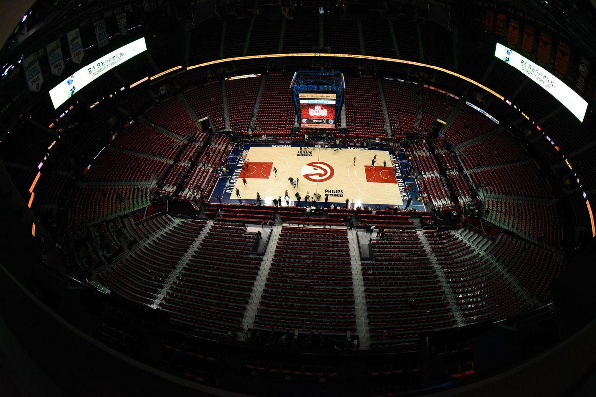 NBA: Playoffs-Brooklyn Nets at Atlanta Hawks