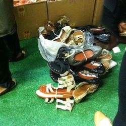 Look out for these hoarder piles at the sale