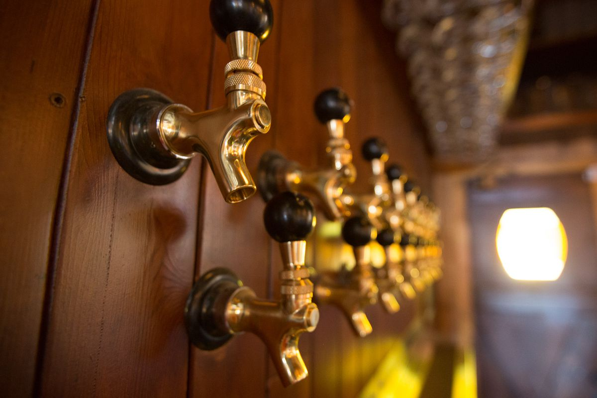Taps at Idle Hour in North Hollywood