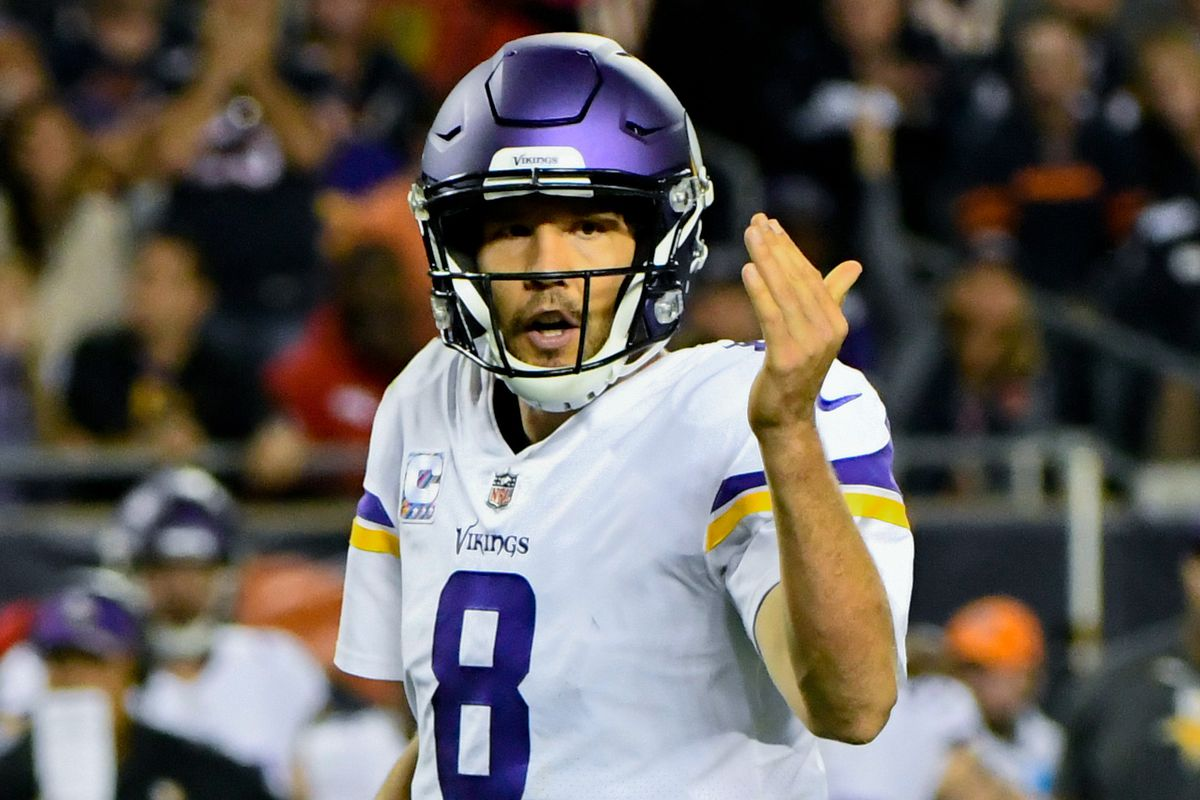 cheap for discount 8264a 13ccb Sam Bradford was gone, apparently, but now he's back - Daily ...