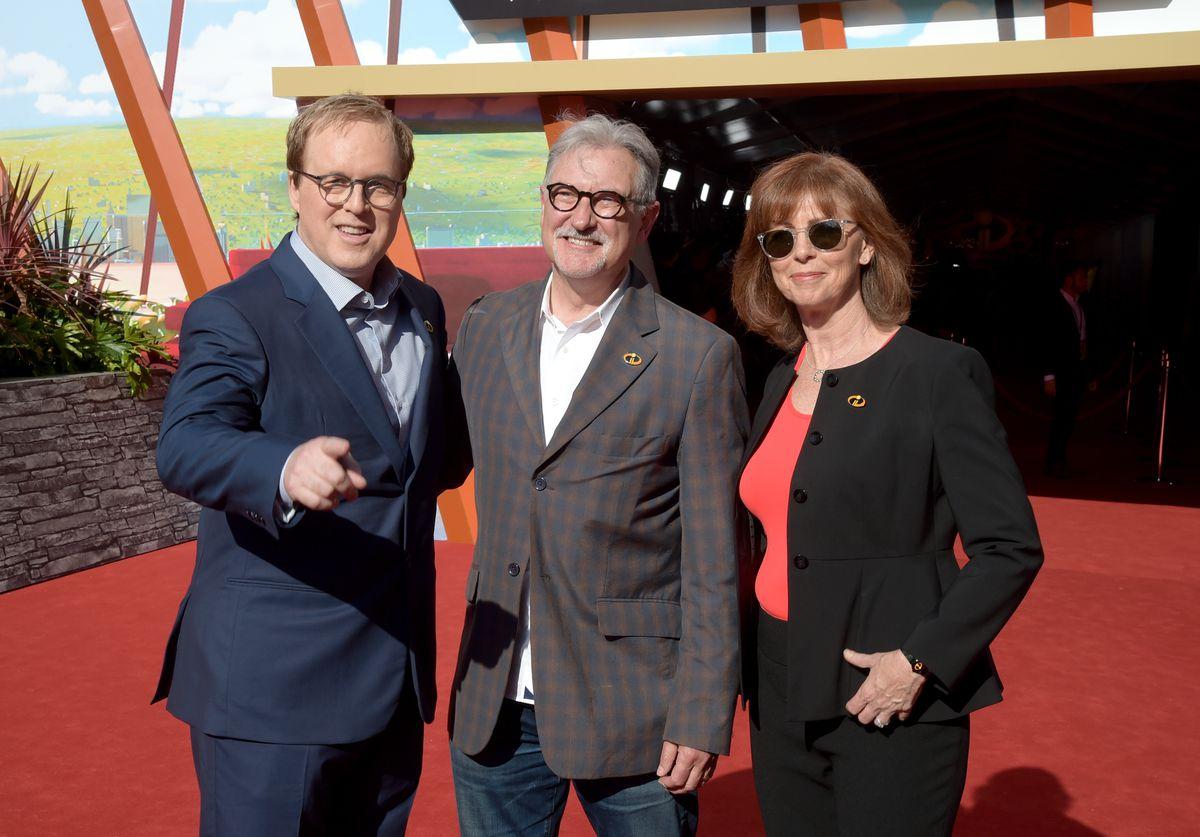 Premiere Of Disney And Pixar's 'Incredibles 2' - Red Carpet