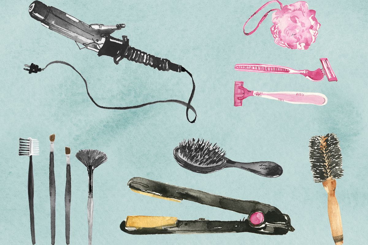 How to Clean All the Beauty Tools in Your Arsenal (Even That Pesky