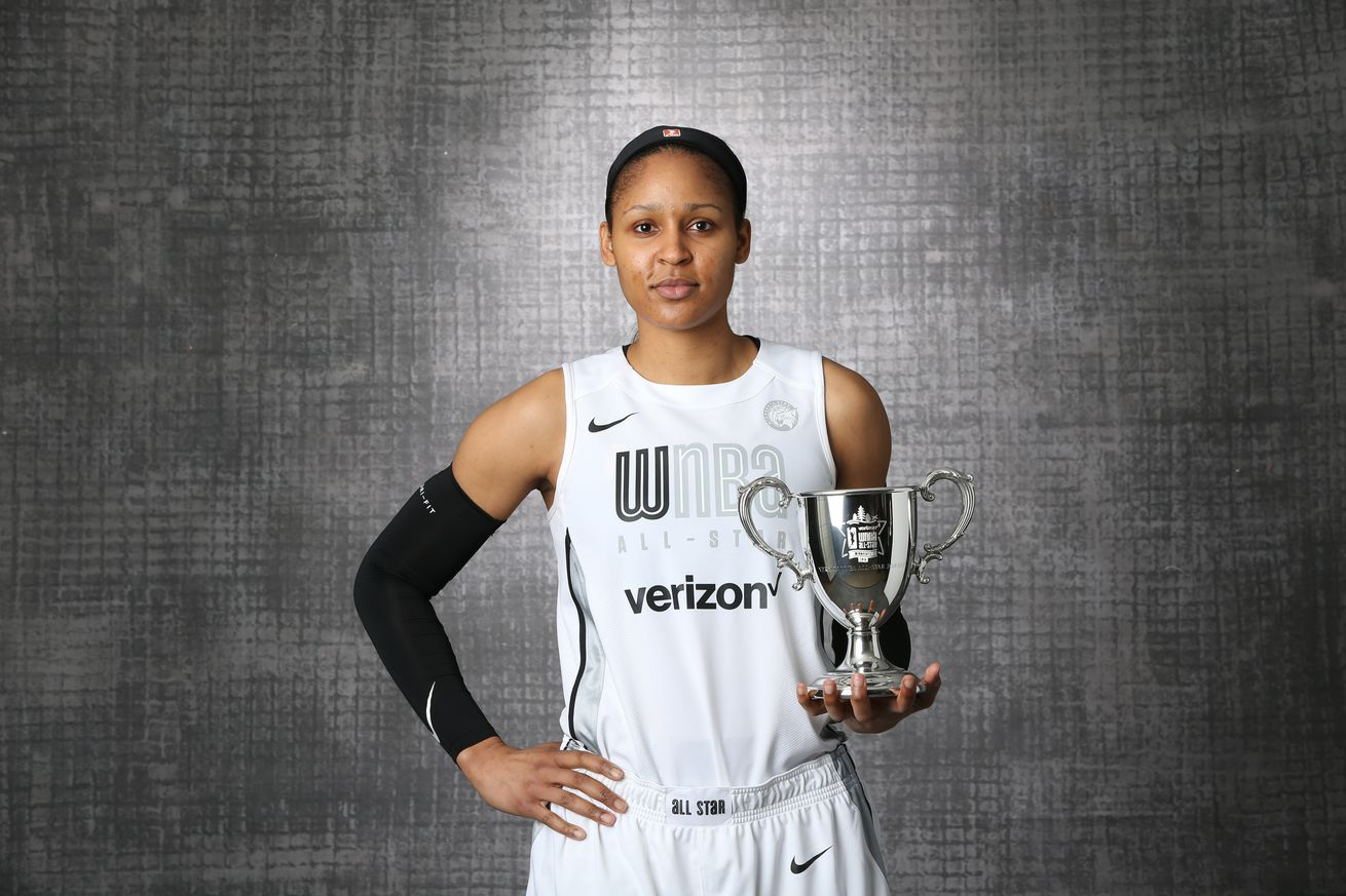 Verizon WNBA All-Star Game MVP Portrait