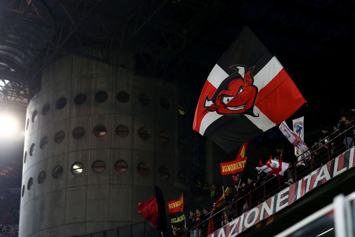 AC Milan v Arsenal - UEFA Europa League Round of 16: First Leg
