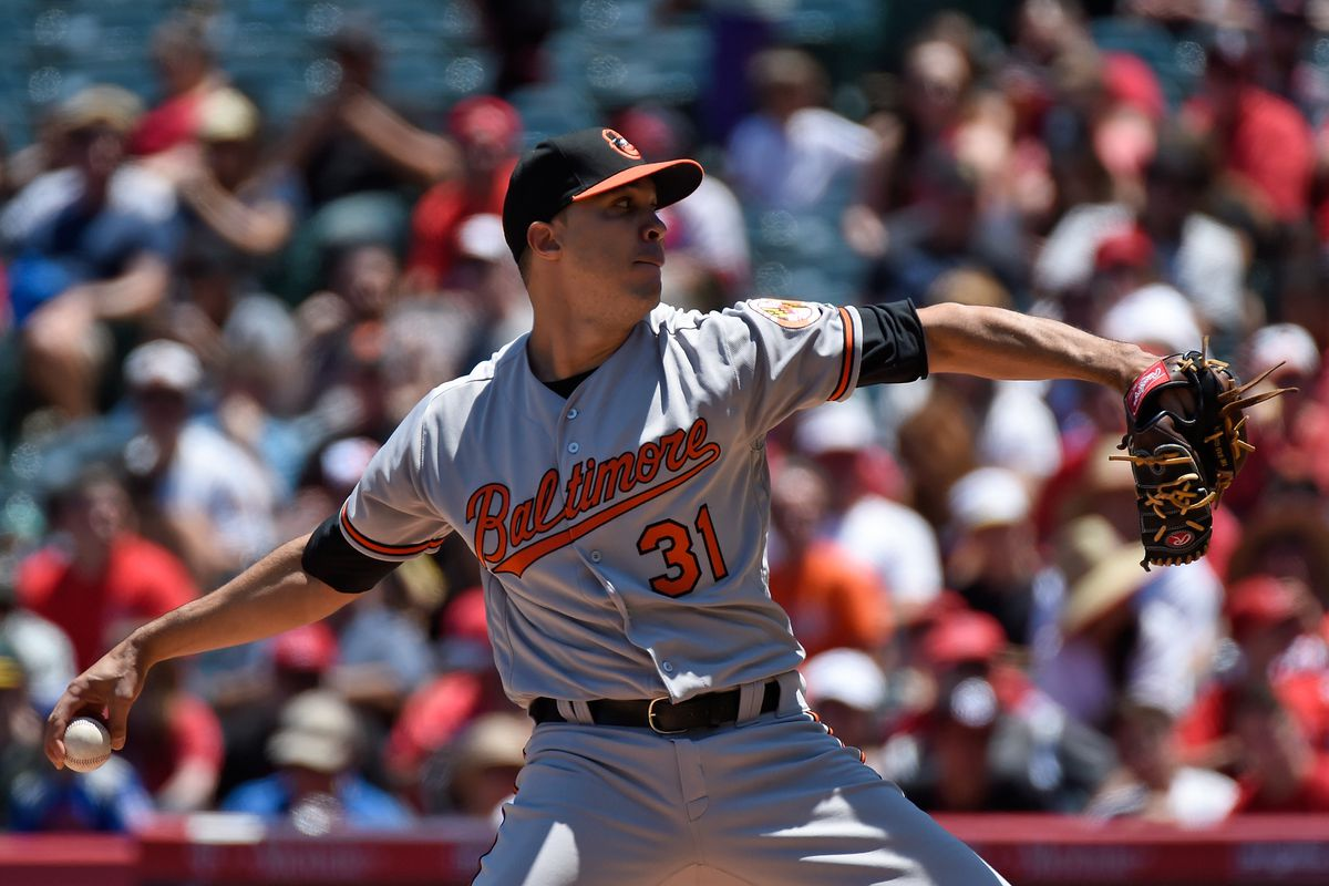 Even Ubaldo Jimenez couldn't keep the O's out of the top of power rankings.