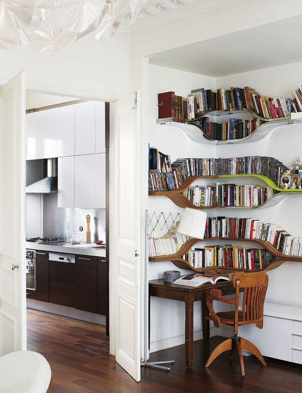 5 Renovation and Decor Tips From Chic Paris Apartments - Curbed