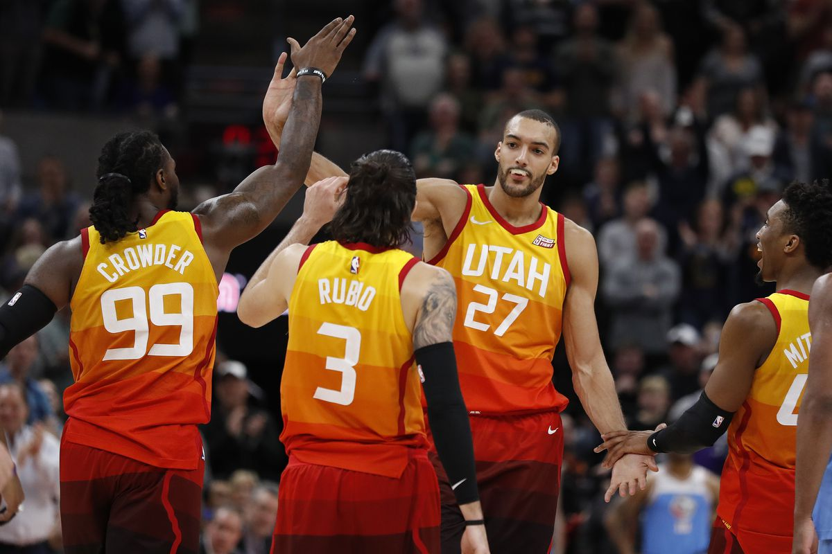 2018-2019 Utah Jazz Most Valuable Rankings - SLC Dunk