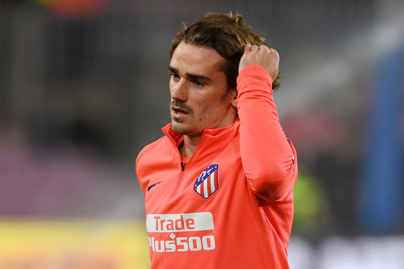 Antoine Griezmann: The player on everyone?s mind