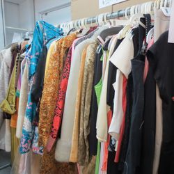 Pieces from designer Nanette's own vintage collection