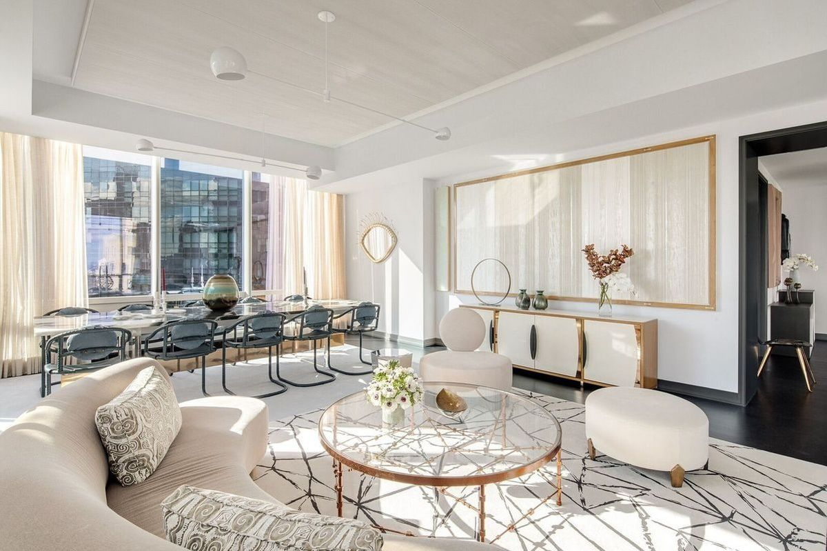 One57 Condo With Rare Private Outdoor Space Seeks 28 5m
