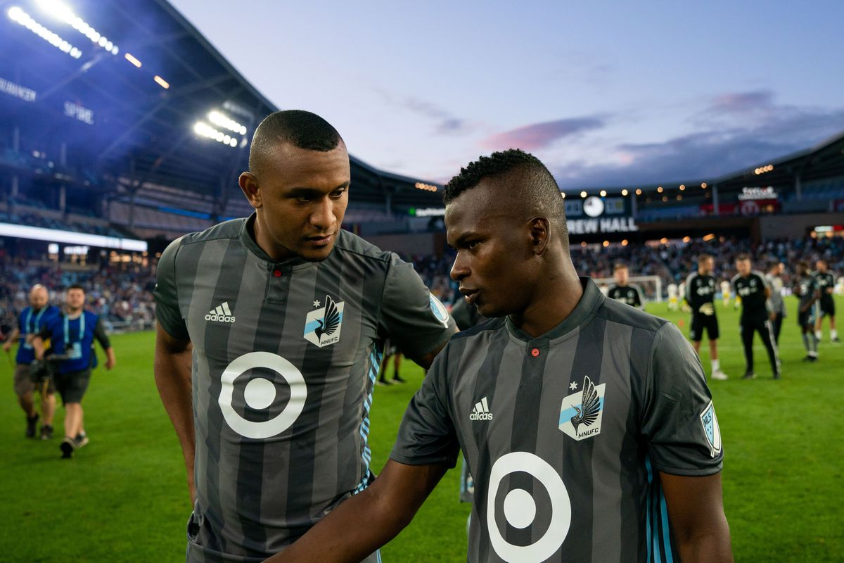 MLS: U.S. Open Cup-New Mexico United at Minnesota United