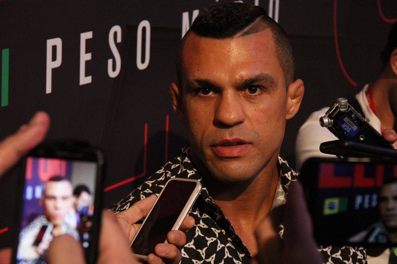 Manager: Vitor Belfort interested in fights with Wanderlei Silva, Chael Sonnen