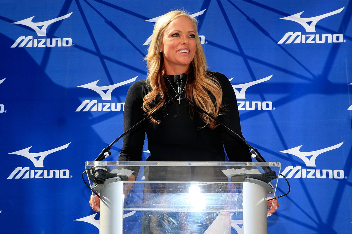 Grand Opening of the Mizuno Experience Center