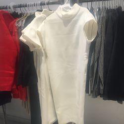 Steven Alan funnel neck dress, $85