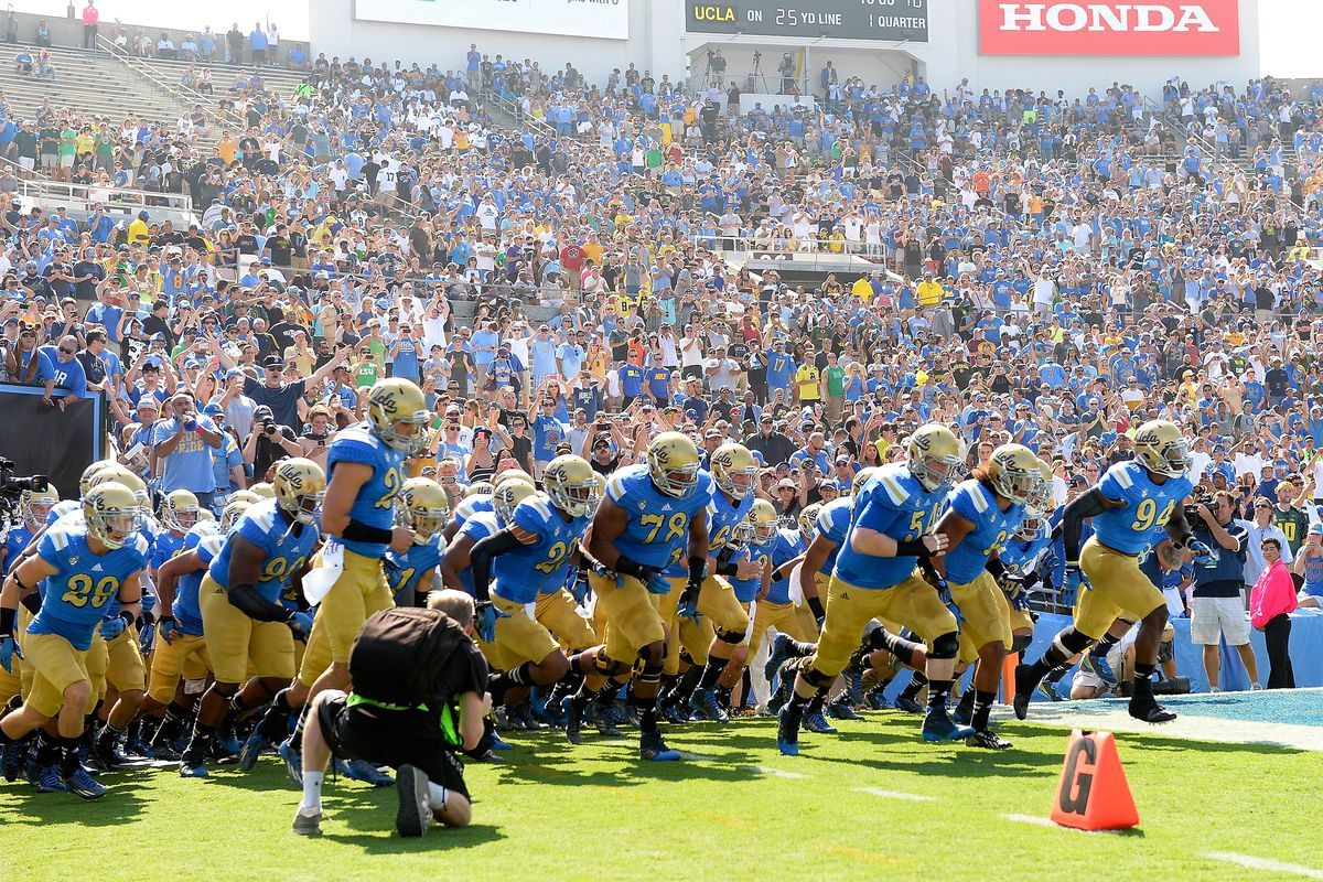 The Bruins sound focused and ready for Southern Cal