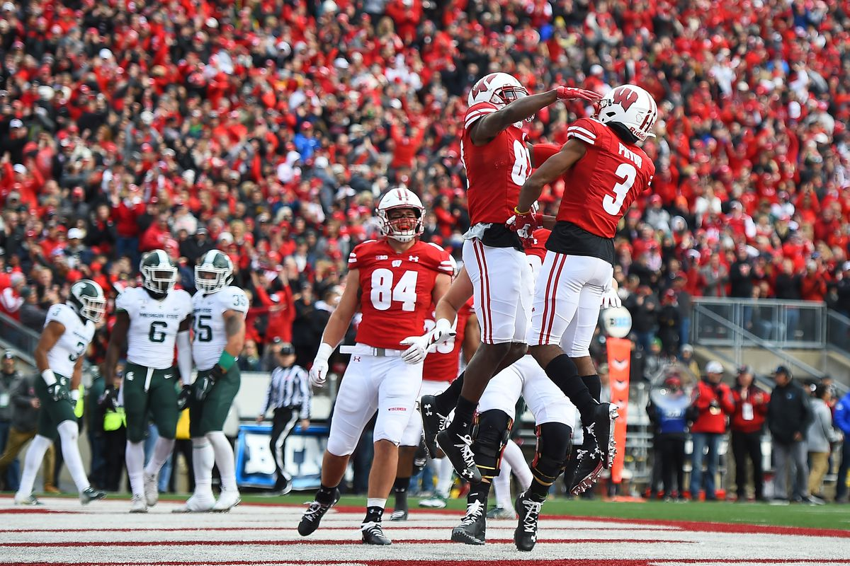 Wisconsin football: Three things we learned...Michigan State