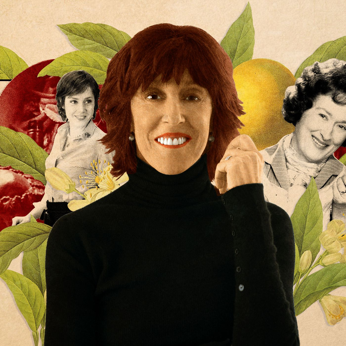 """Food Is Love"""": Remembering Nora Ephron and 'Julie & Julia' - The Ringer"""