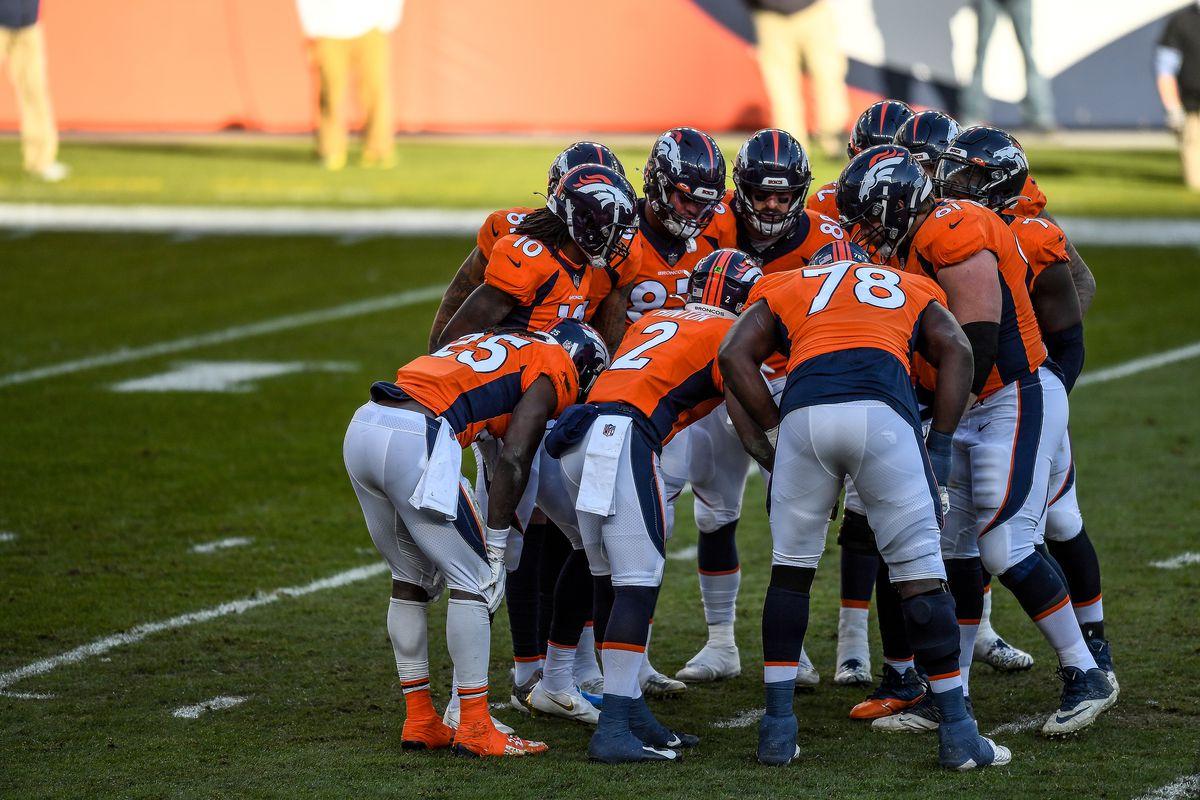 NFL: NOV 29 Saints at Broncos