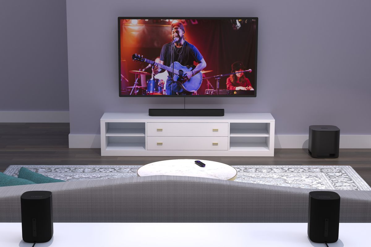 Roku Is Combining Its Soundbar And Wireless Speakers Into A Surround Sound System The Verge