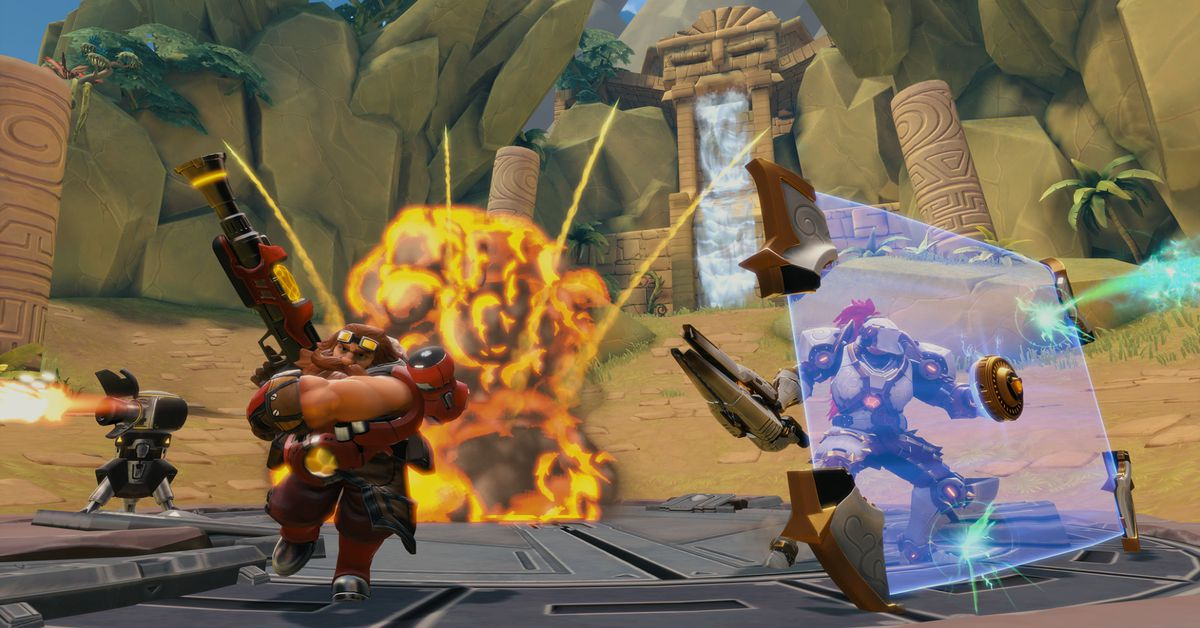 Paladins Is Getting A Battle Royale Mode Called