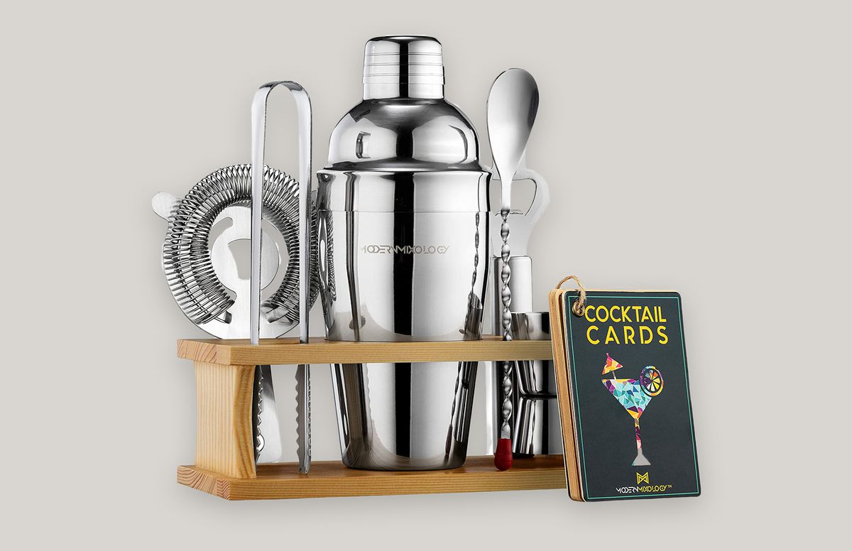 Mixology Bartender Kit