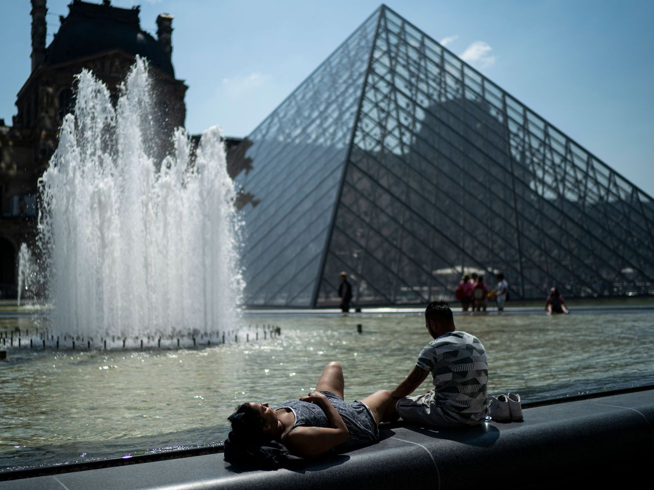 "Forecasters are expecting an ""unprecedented"" heat wave across countries like France, Spain, and Germany this week."