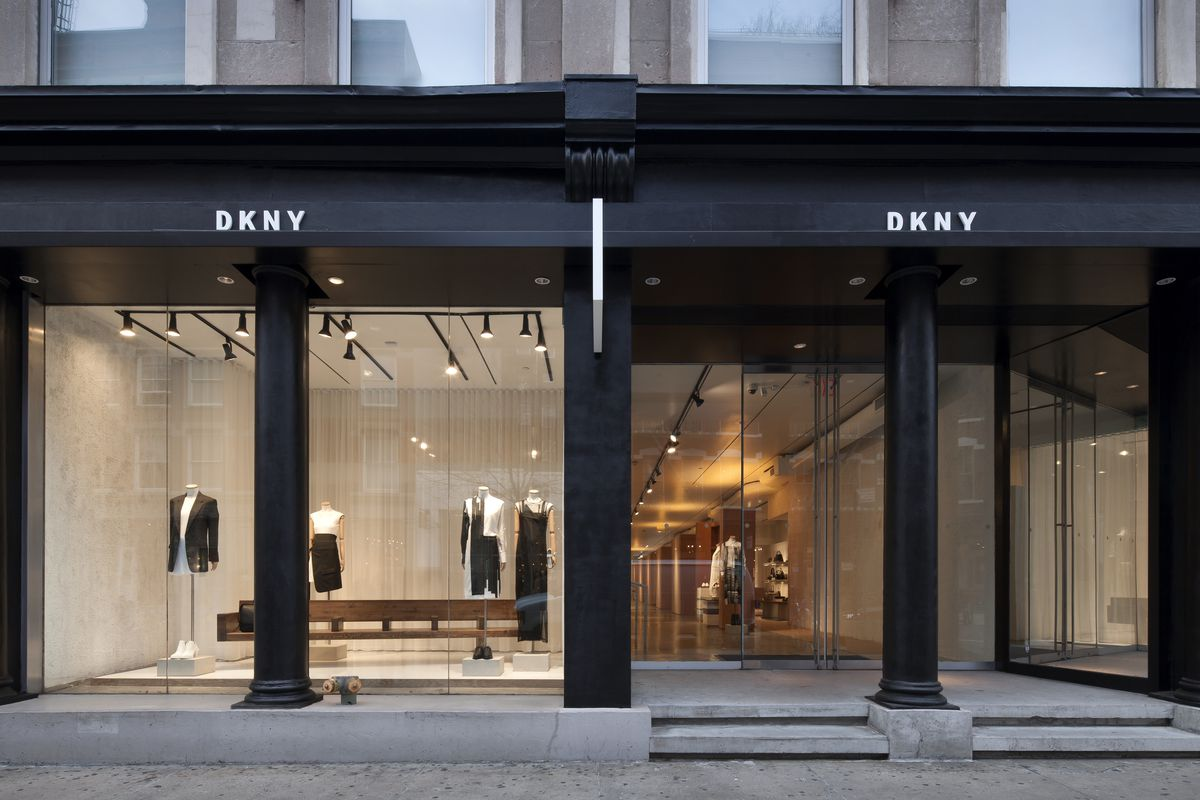 Photos courtesy of DKNY