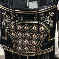 Balmain skirt, $644 (originally $6,435)