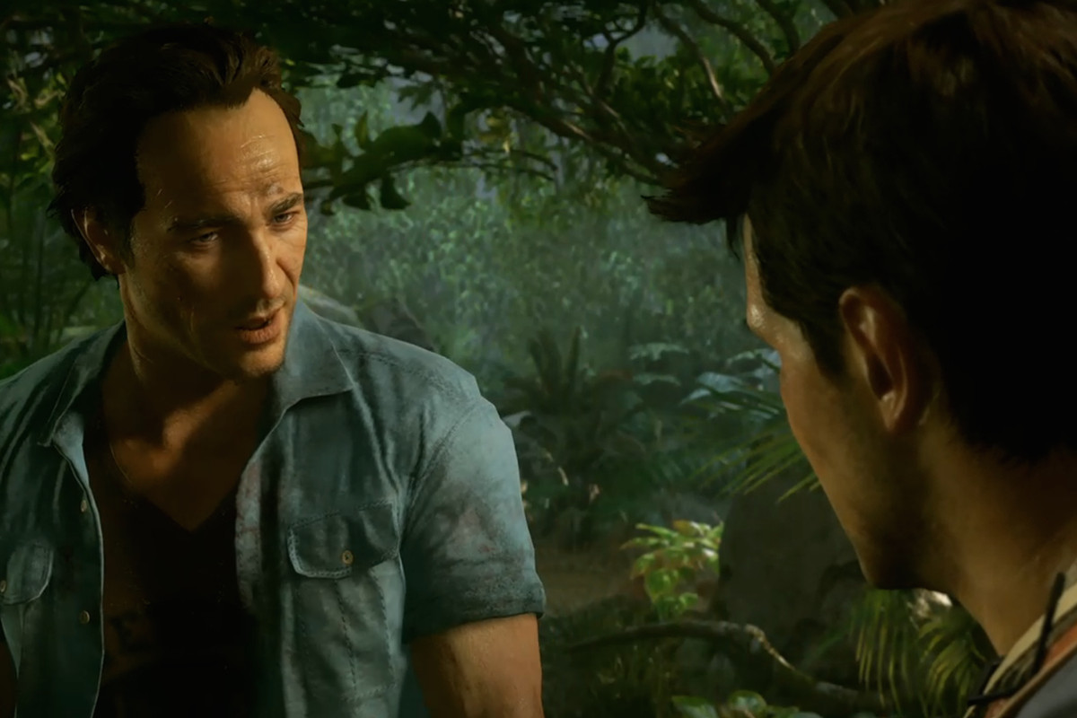 Uncharted 4 Will Star The Two Biggest Actors In Video Games Polygon