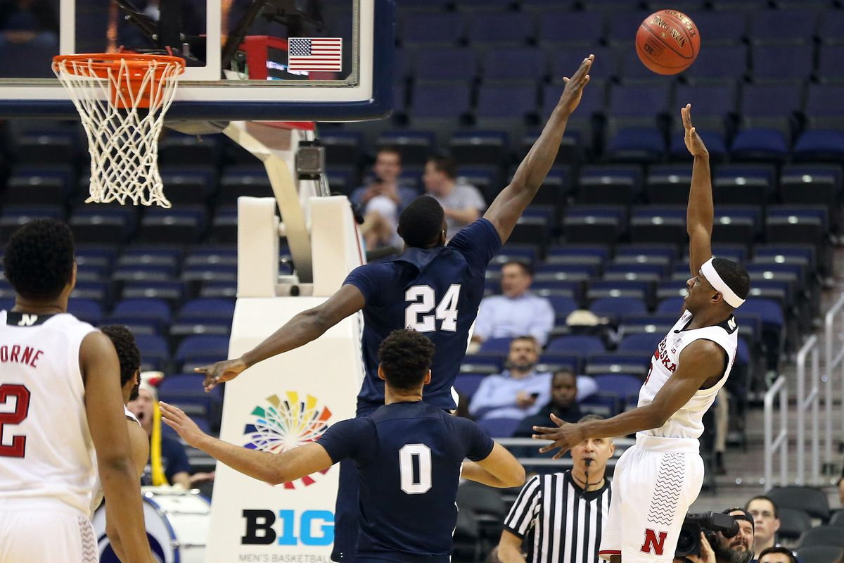 NCAA Basketball: Big Ten Conference Tournament-Penn State vs Nebraska