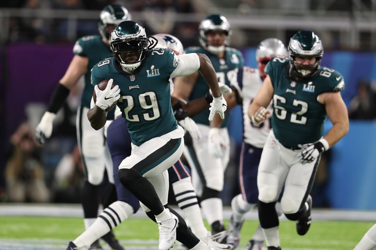 Super Bowl 52: LeGarrette Blount is getting his revenge vs ...