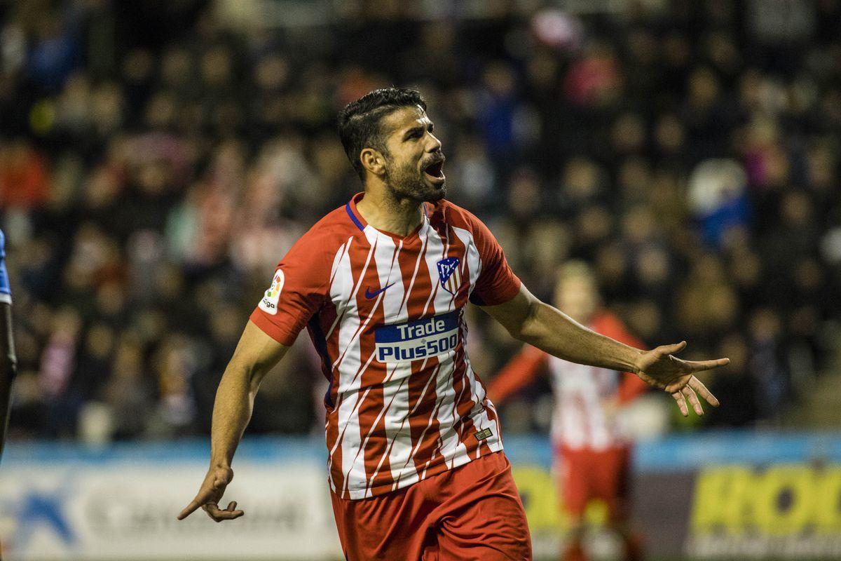 Lleida vs Atletico de Madrid - Spanish King's Cup