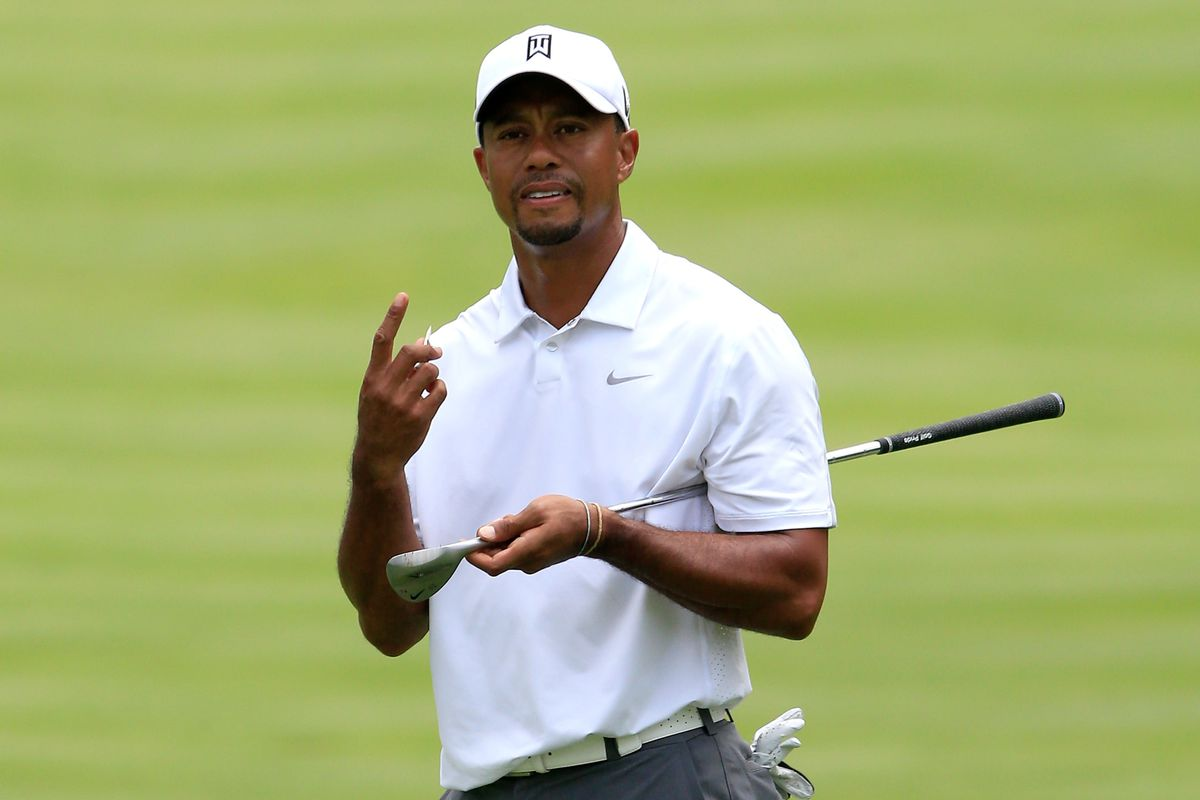 2013 WGC-Bridgestone Invitational leaderboard: Tiger Woods birdies first 2 holes