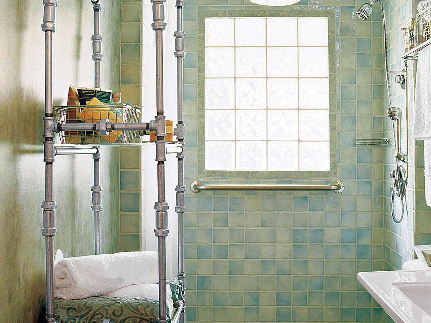 15 Small Bathroom Ideas This Old House