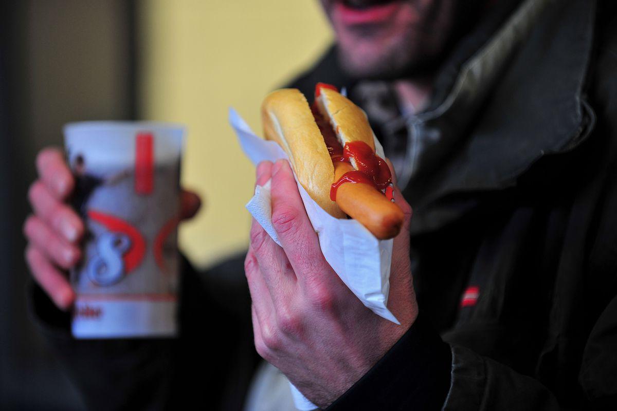 Nutrition At Football Stadiums