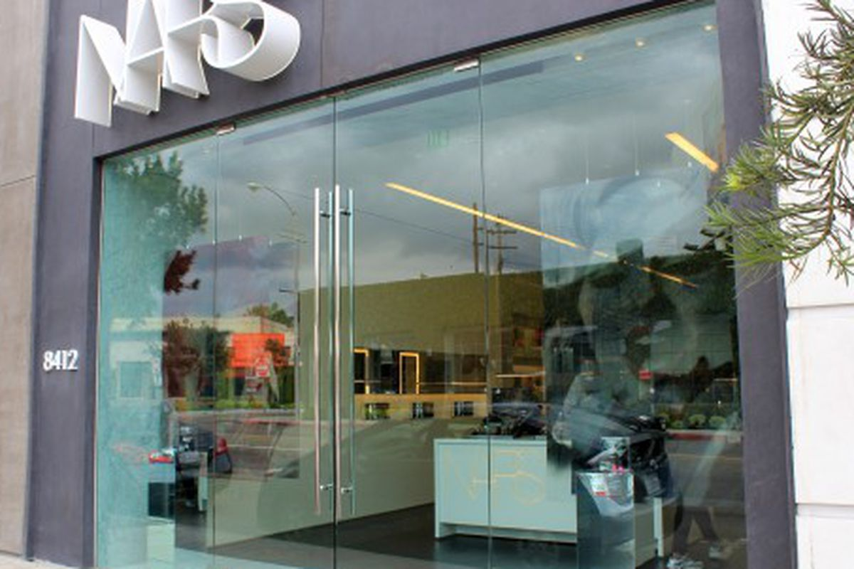 """Image via <a href=""""http://theboutique411.com/24-hrs-and-counting-nars-to-open-melrose-shop-tomorrow/"""">The Boutique 411</a>"""