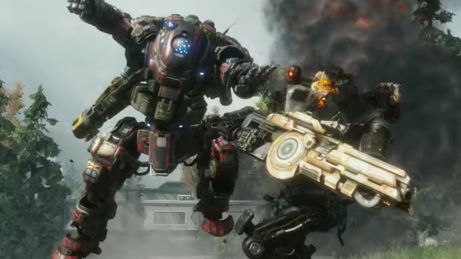 Titanfall 2's Grappling Hook Fixes My Biggest Problem With