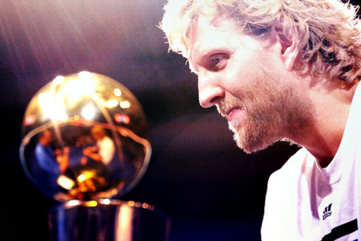 The Forgotten Dominance Of Dirk Nowitzki Sb Nation Dallas